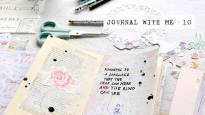 journal with me #10