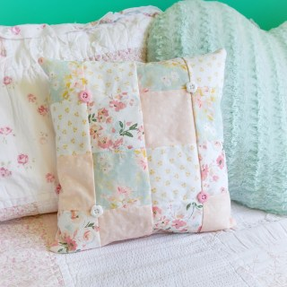 Sweet FJ Pillow | Felicity Jane