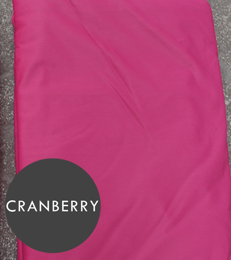 cranberry aerial silks