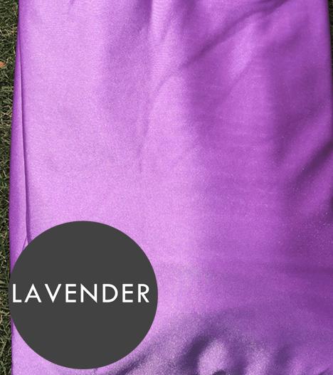lavender AERIAL SILKS