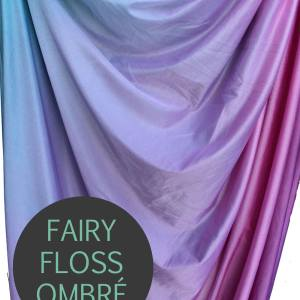 Fairy Floss Ombre Yoga Hammock For Sale