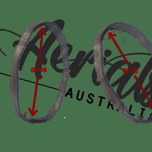 Aerial Mounting Loops