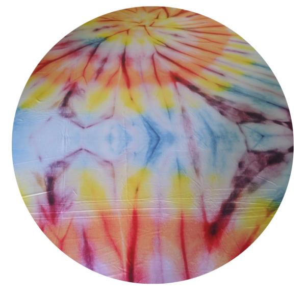 flower child tie dye Mandala Yoga Hammock For Sale
