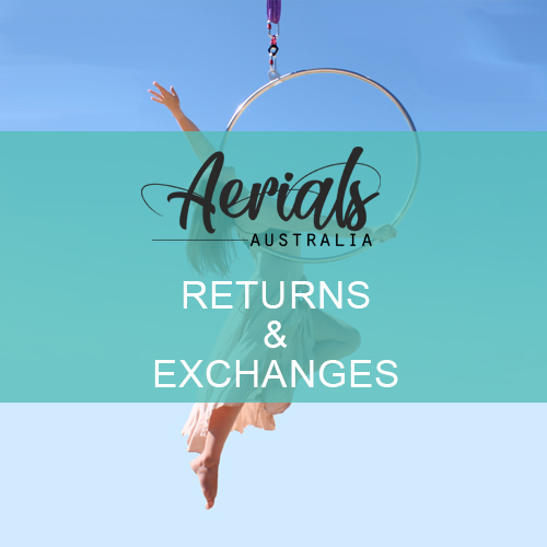 Aerials Australia Return Policy