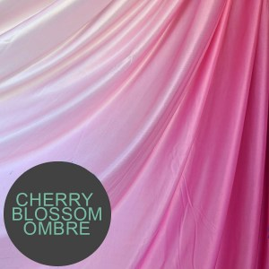CHERRY BLOSSOM PINK WHITE AERIAL YOGA HAMMOCK