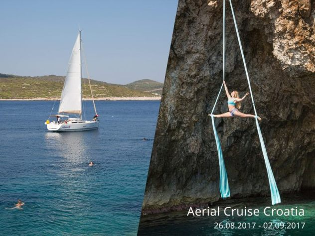 Aerial Cruise Croatia 2017 - FULLY BOOKED