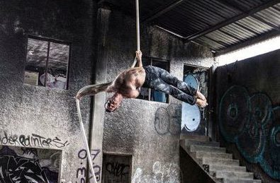Aerial Rope with Emiliano Ron
