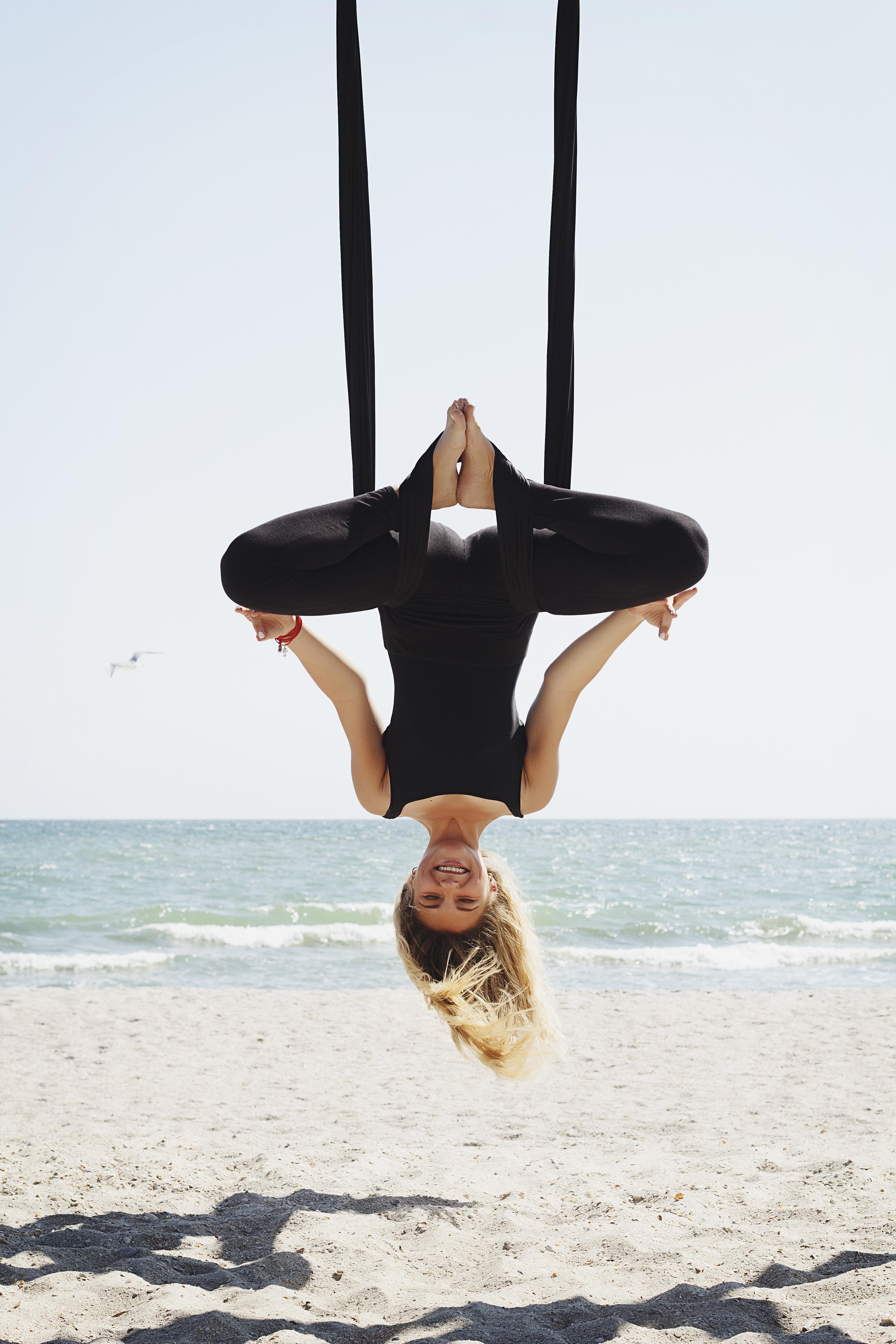 Aerial Yoga Hammocks For Sale