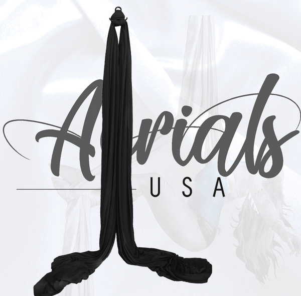 black-aerial-silks-for-sale