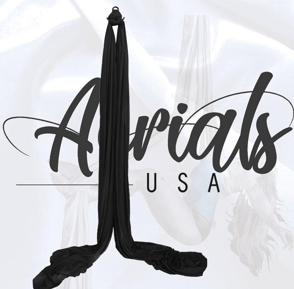 black-aerial-silks-for-sale
