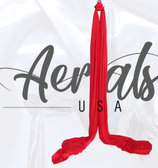 red-aerial-silks-for-sale