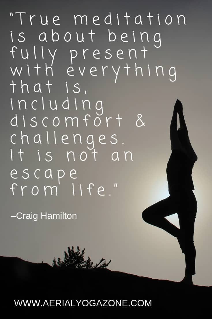 Inspirational Aerial Yoga Quotes to Motivate You | Aerial ...