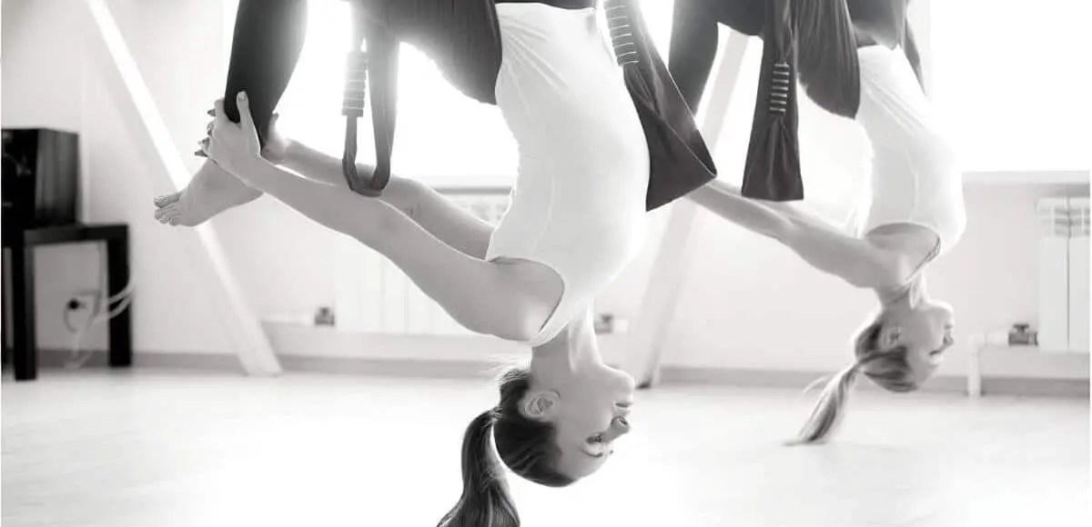 Aerial Yoga Poses