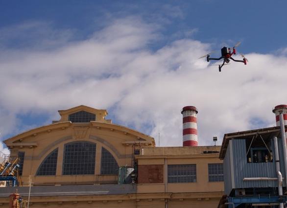 Drone Solutions | AERMATICA3D