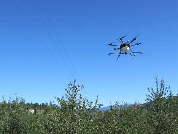 Produttore droni per agricoltura