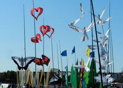 8. Festival der Riesendrachen Berlin