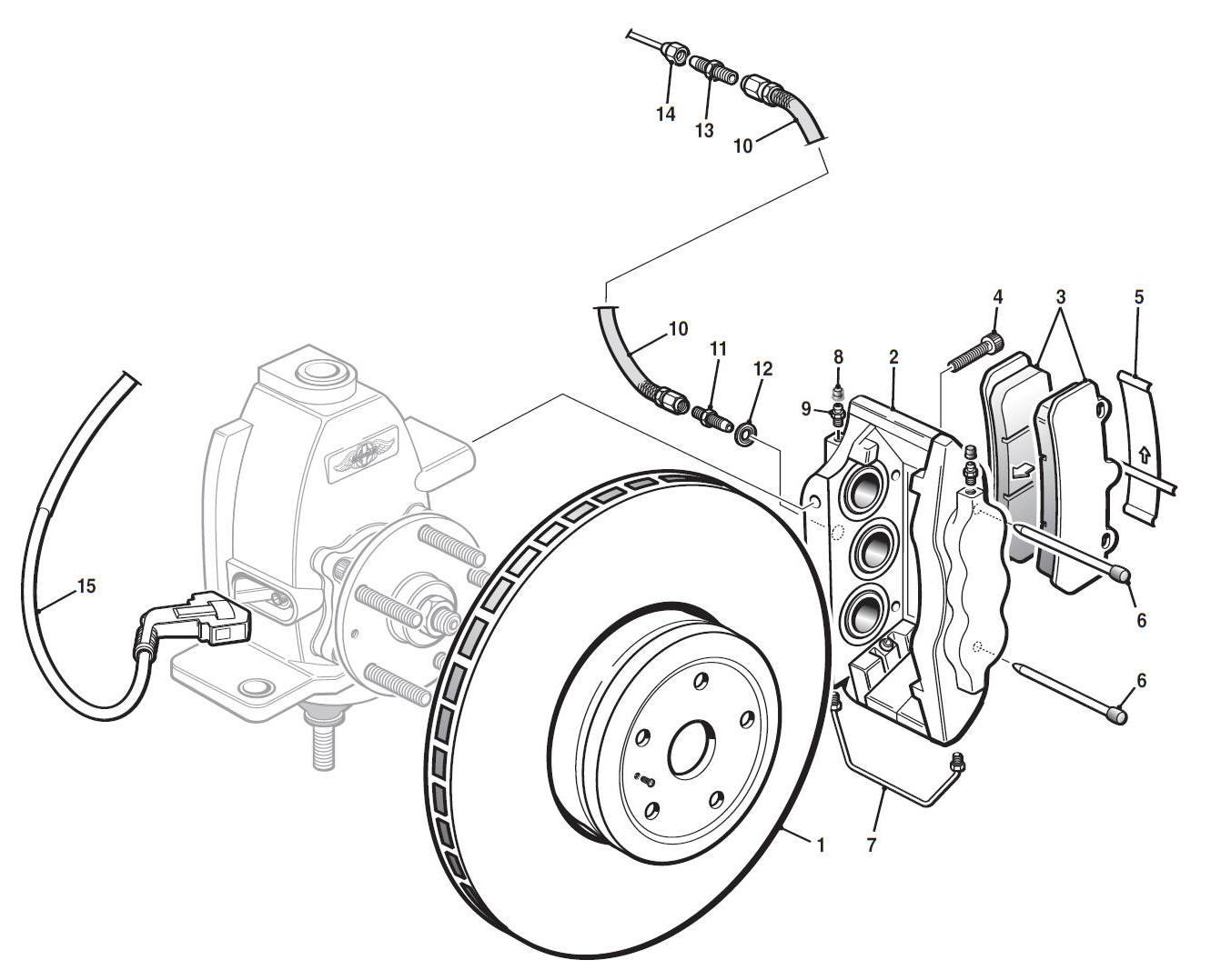 Morgan Motor Company Supersports Online Parts Book
