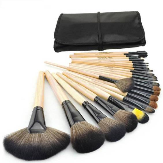 Puna store Makeup brush set