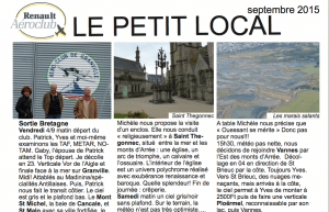 Le Petit Local septembre 2015 v