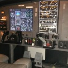 California, Flight Training, IFR, Instrument Rating, Simulator, IPC