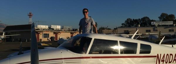 New Multi-Engine Pilot – Sandro Filho