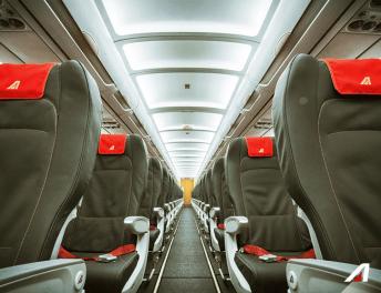 Economy Class Alitalia