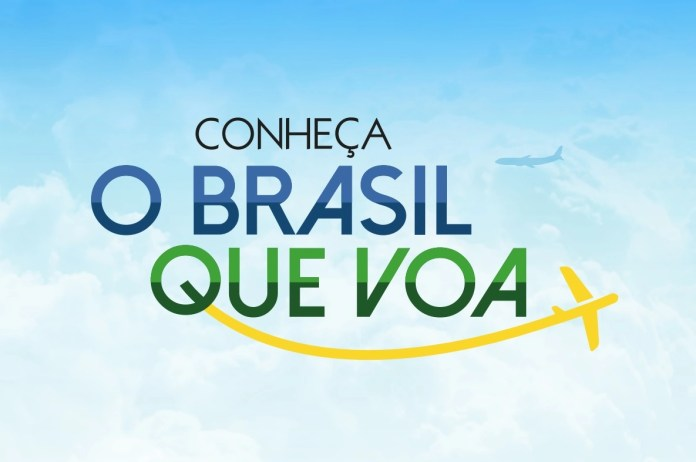 O brasil que voa - secretaria