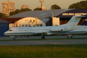 Fokker F-28-4000 Fellowship (T-02)