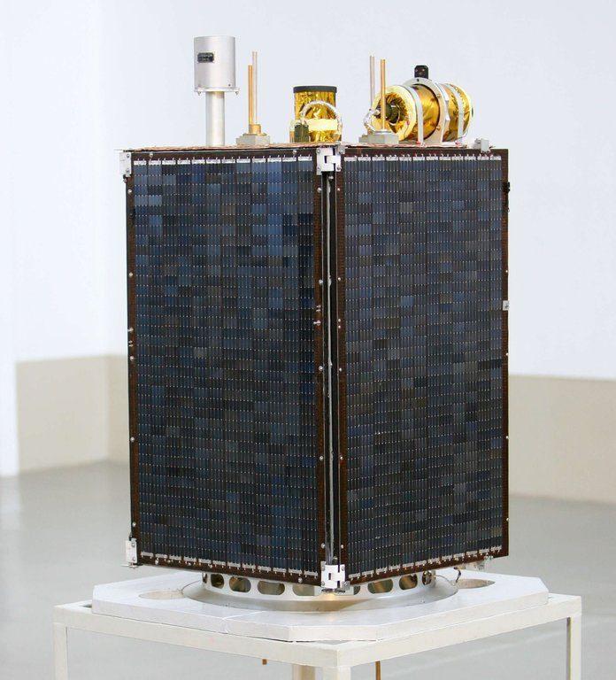 Satélite enviado no Kwangmyongsong-3, seu peso é estimado em 100kg.