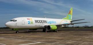 Modern Logistics Boeing 737