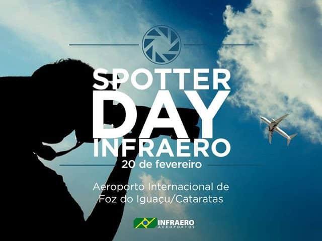 Spotter Day Infraero IGU