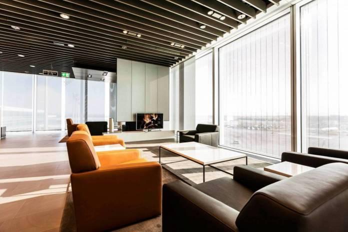Cliente da Lufthansa terá diversas opções de salas VIP. Foto - Lufthansa