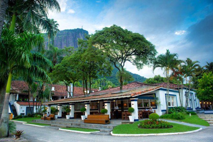 Local do Club France no Rio de Janeiro. Foto - Air France
