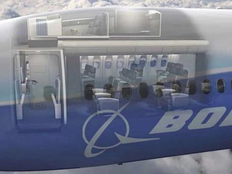 Quarto para os pilotos no Boeing 777. Foto - Boeing