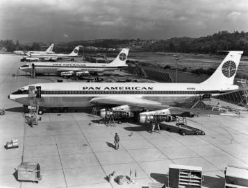 Boeing 707. Foto - Wikipedia Commons/Reprodução