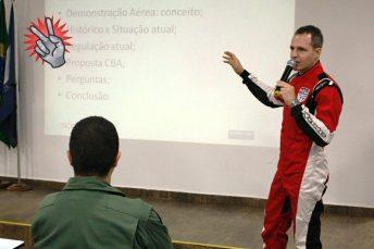 Foto - Esquadrilha da Fumaça/Divulgação