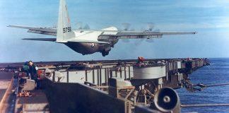 Lockheed C-130 Hercules Porta-Aviões