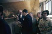 Visita do Príncipe da Holanda em 1960. Foto - Arquivo Público do DF/Reprodução