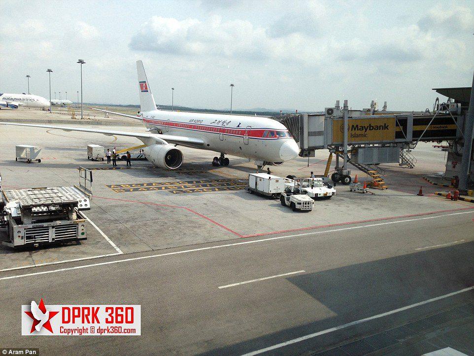 Coreia do Norte pede aprovação de voo entre Pyongyang e Seul