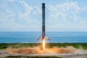 Foto - SpaceX