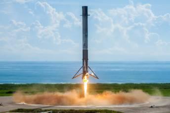 Foto - SpaceX
