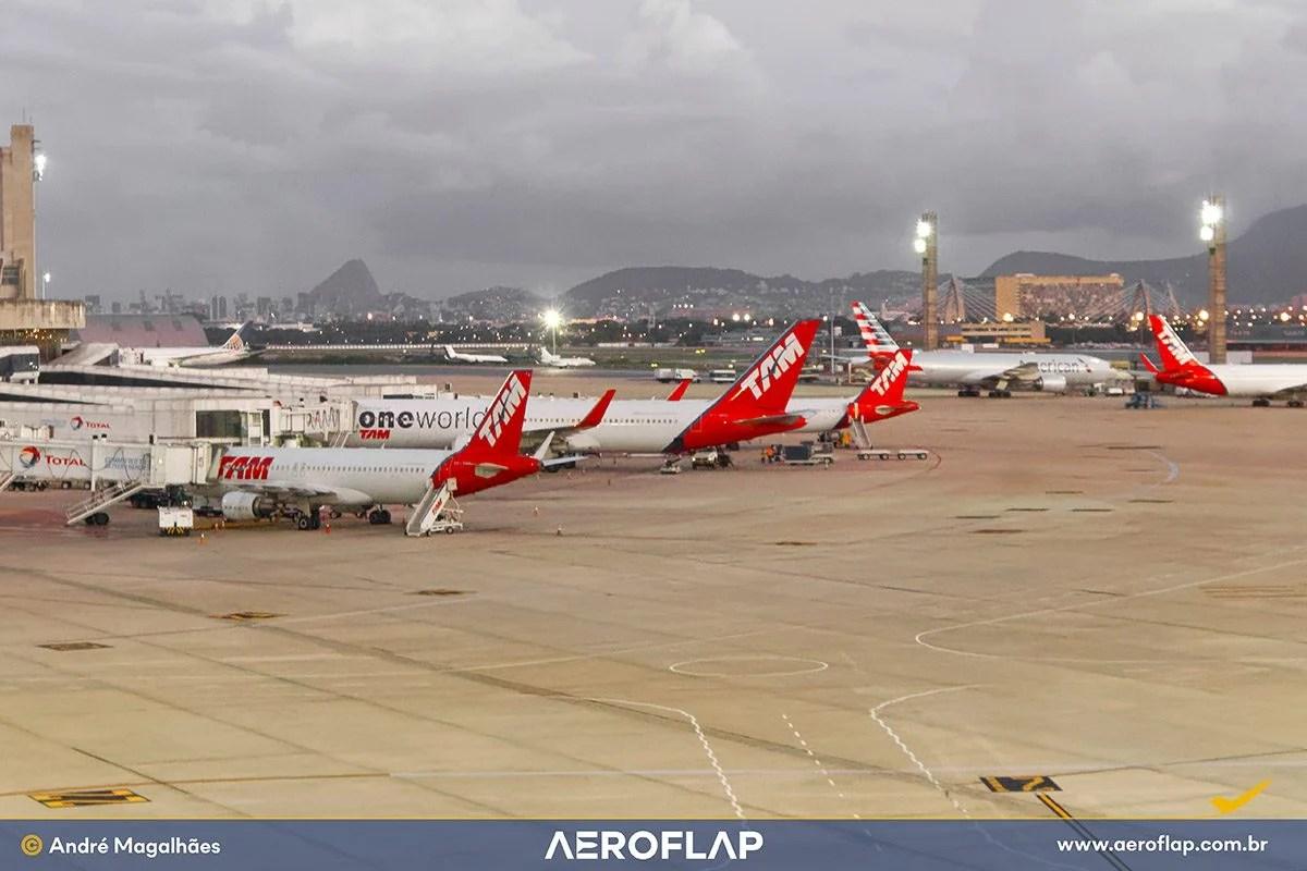 Número de passageiros em voos internacionais cresce 17,8% no primeiro trimestre
