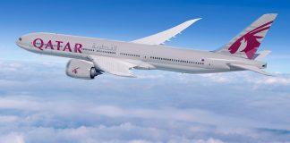 Boeing 777X Qatar Airways