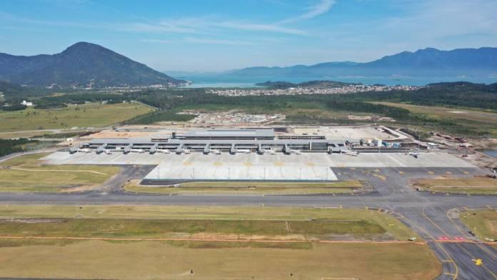 Aeroporto de Florianópolis