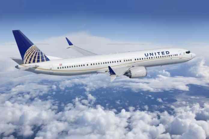 United Airlines Boeing 737 Voos