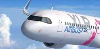 Airbus A321XLR Aeronave Airbus