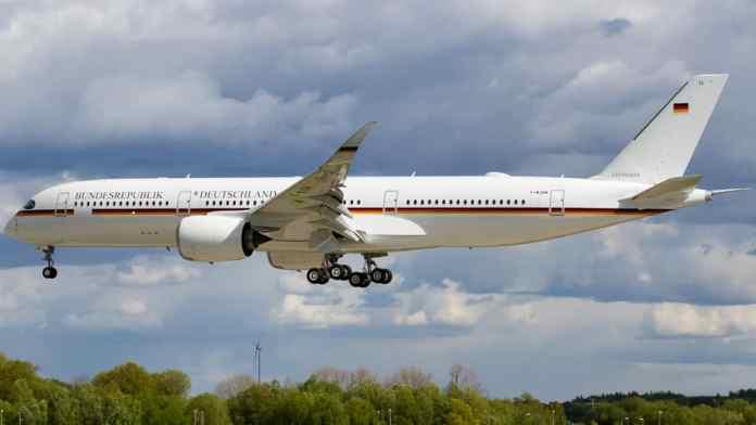 Airbus A350 Alemanha Presidencial