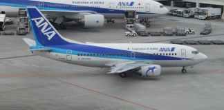 ANA Japão Covid-19