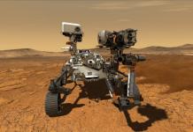 NASA Marte Rover Perseverance