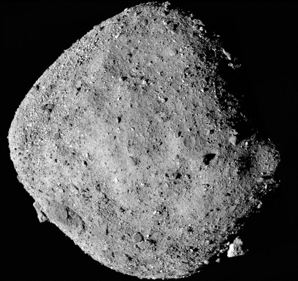 Com Live: Sonda da NASA vai capturar amostras de asteroide para trazer para  a Terra | Aeroflap